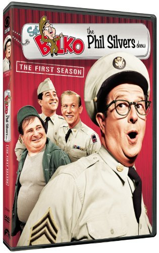 Sgt. Bilko The Phil Silvers Show Season 1 DVD