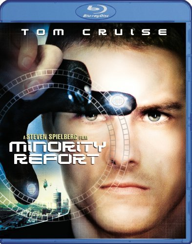 Minority Report Cruise Farrell Morton Pg13 2 Br