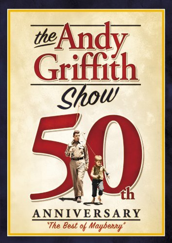 50th Anniversary The Best Of M Andy Griffith Show Bw Nr 3 DVD