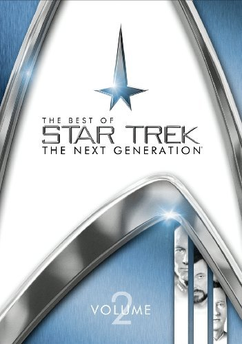 Star Trek Next Generation Best Of Star Trek The Next Generation Volume 2 DVD Nr