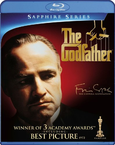 Godfather Brando Pacino Caan Duvall Blu Ray Ws R