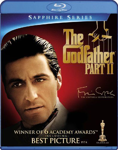 Godfather Part 2 Pacino Duvall Deniro Blu Ray R Ws