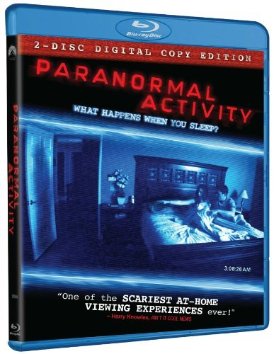 Paranormal Activity Featherston Sloat Bayouth Blu Ray Dc R Ws
