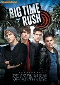 Big Time Rush Season 1 Volume 1 DVD