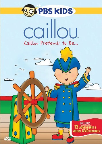 Caillou Caillou Pretends To Be Nr