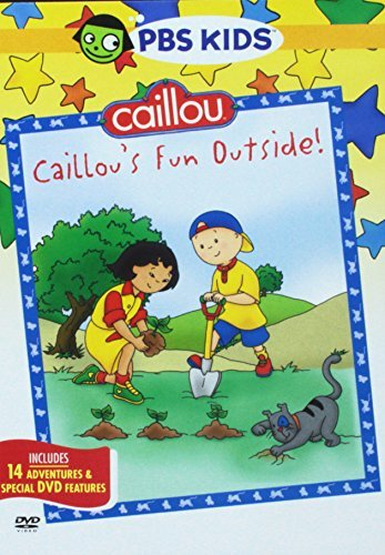 Caillou Caillou's Fun Outside Caillou Caillou's Fun Outside
