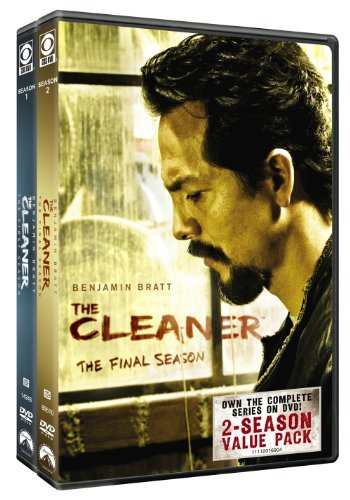 Cleaner Complete Series Ws Nr 8 DVD