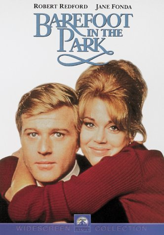 Barefoot In The Park (1967) Redford Fonda Boyer Ws G