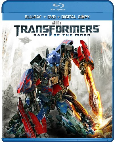 Transformers The Dark Of The Moon Labeouf Huntington Whiteley Gibson Blu Ray Dc Pg13 Ws