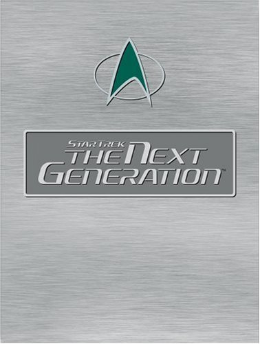 Star Trek Next Generation Season 4 DVD Nr 7 DVD