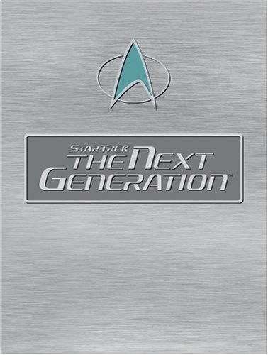 Star Trek Next Generation Season 5 DVD Nr 7 DVD