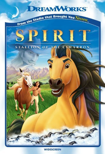 Spirit Stallion Of The Cimarron Spirit Stallion Of The Cimarron DVD Nr