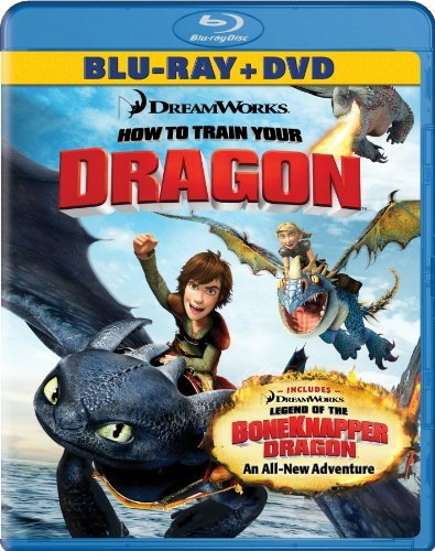 How To Train Your Dragon How To Train Your Dragon Blu Ray DVD Pg Ws