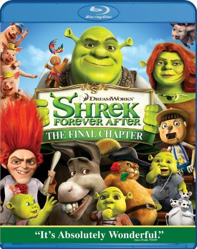 Shrek Forever After Shrek Forever After Blu Ray Ws Pg