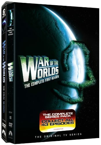 War Of The Worlds Complete Series Nr 11 DVD