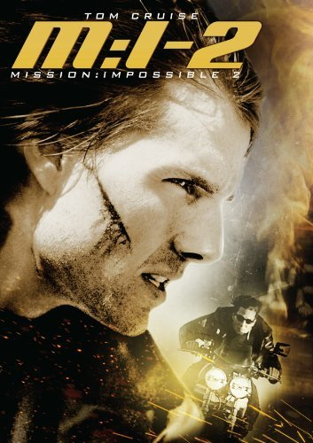 Mission Impossible 2 Cruise Rhames Newton DVD Pg13 Ws