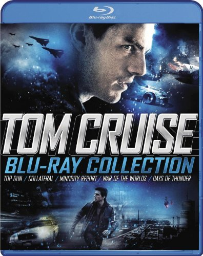 Tom Cruise Blu Ray Collection Cruise Tom Blu Ray Ws R 5 Br