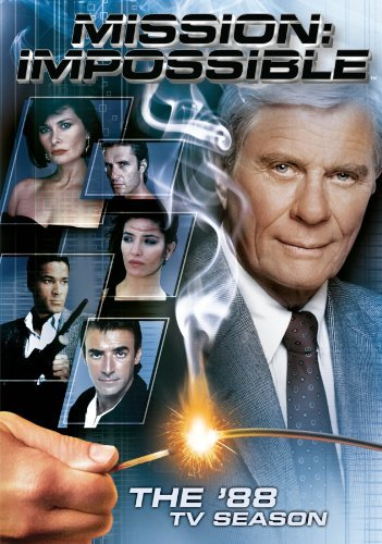 Mission Impossible The '88 Season DVD Mission Impossible The '88 Tv