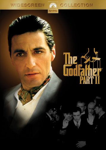Godfather Part 2 Pacino Duvall Keaton Shire Clr Ws R 2 DVD