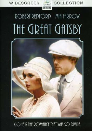 Great Gatsby Redford Farrow Dern Waterston Ws Pg