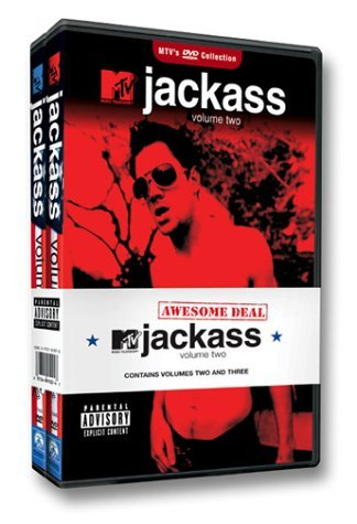 Jackass Vol. 2 3 Clr Nr 2 DVD Set