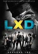 Lxd Legion Of Extraordinary D Season 1 & 2 Ws Nr