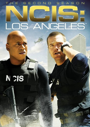 Ncis Los Angeles Season 2 DVD Nr