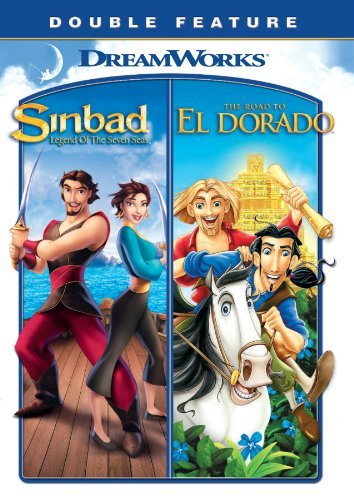 Sinbad Road To El Dorado Sinbad Road To El Dorado Ws Pg 2 DVD