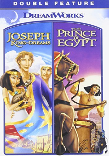 Prince Of Egypt Joseph King Of Prince Of Egypt Joseph King Of Ws Pg 2 DVD
