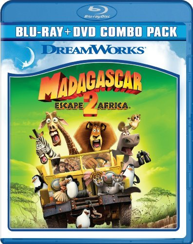 Madagascar Escape 2 Africa Madagascar Escape 2 Africa Pg Incl. DVD Dc