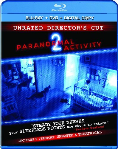 Paranormal Activity 2 Featherston Sioat Boland Blu Ray Dc Ur Ws