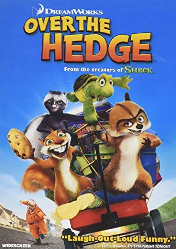 Over The Hedge Over The Hedge Ws