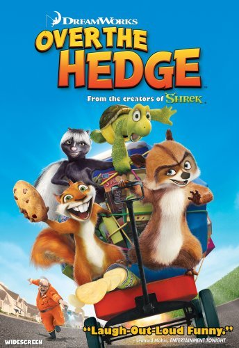 Over The Hedge Over The Hedge DVD Pg