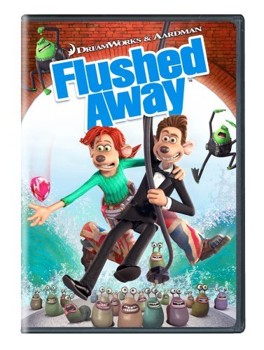 Flushed Away Flushed Away DVD Pg