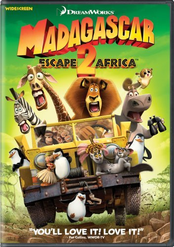 Madagascar Escape 2 Africa Madagascar Escape 2 Africa DVD Pg Ws