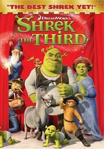 Shrek The Third Shrek The Third Ws