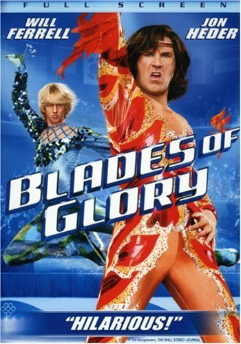 Blades Of Glory Ferrell Heder DVD Pg13