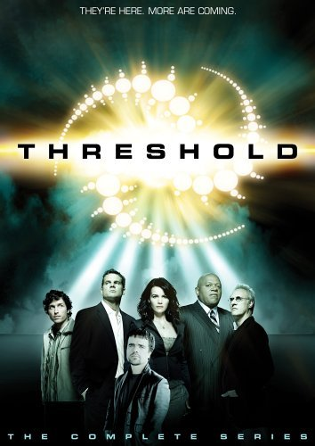 Threshold Complete Series Clr Ws Nr 4 DVD