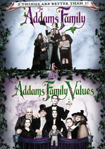 Addams Family Addams Family Va Adams Family Double Feature Clr Pg13 2 On 1