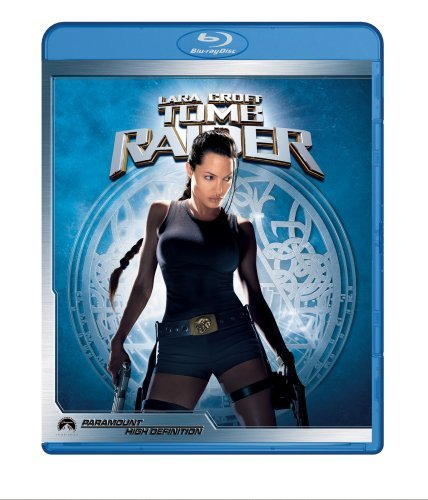 Lara Croft Tomb Raider Jolie Voight Blu Ray Clr Ws Pg13