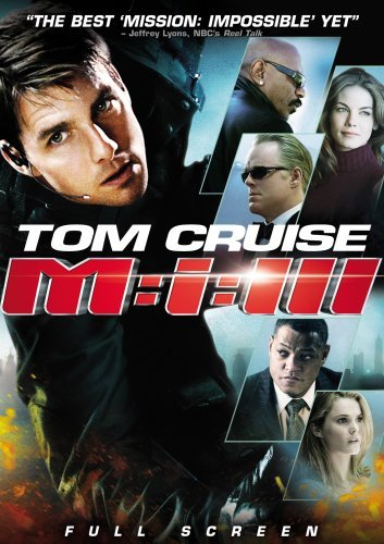 Mission Impossible 3 Cruise Rhames Fishburne Clr Pg13