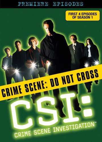 Csi Csi Season 1 Disc 1 Clr Nr