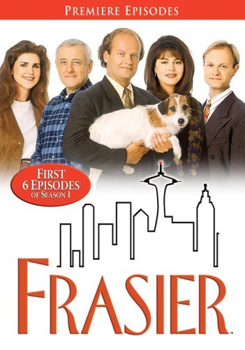 Frasier Frasier Season 1 Disc 1 Clr Nr