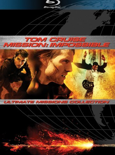 Mission Impossible Ultimate Mi Mission Impossible Ultimate Mi Clr Ws Blu Ray Nr 4 DVD