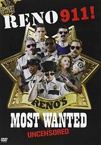 Reno 911 Reno's Most Wanted DVD Nr Uncensored