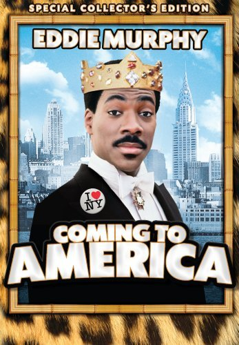 Coming To America Murphy Hall Jones Ws R