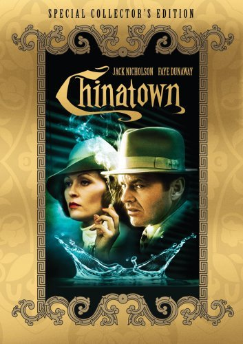 Chinatown Nicholson Dunaway Hillerman Ws Special Coll. Ed. R