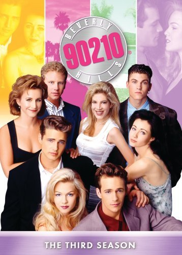 Beverly Hills 90210 Season 3 DVD Nr 8 DVD