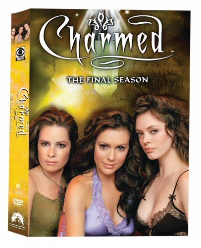 Charmed Season 8 Final Season DVD Season 8 Final Season