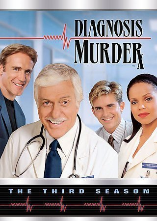 Diagnosis Murder Season 3 DVD Nr 5 DVD